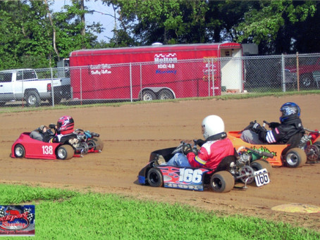 First Race of Season at Belle Rive Speedway 5/6/2016.