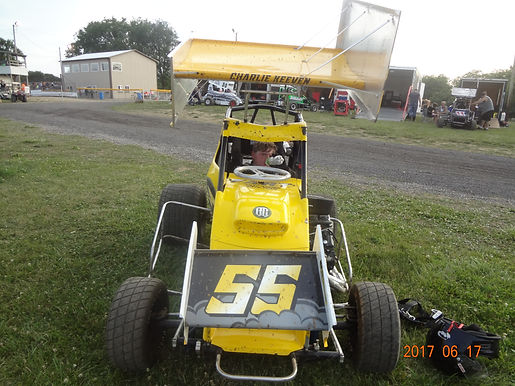 Cole's County Speedway 6/17/2016.