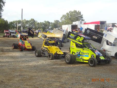Southern Illinois Raceway Sportsman 8/19/2017.