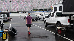 I thought he won it until...Bristol Motor Speedway CRA chase race #3 9/26/2020. I'll let you decide.