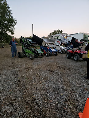 Powri 600cc Micro-sprints at SIR 10/20/2018.