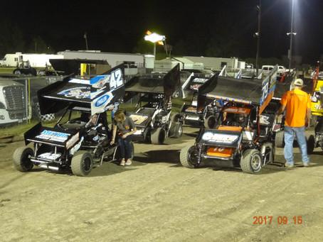Tri-City Speedway 9/15/2017.