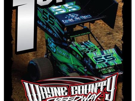 Wayne County Speedway 10/7/18.