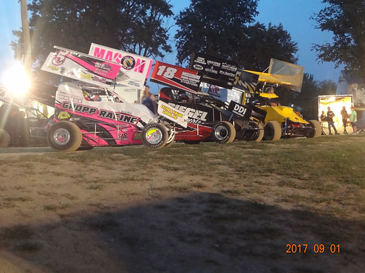 Pete Frazier Memorial at Sweet Springs Motor Complex 9/1-9/2/2017.