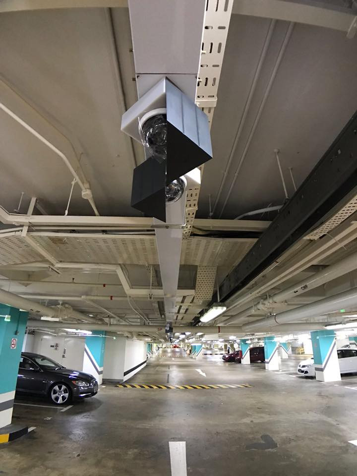 Installation of Carpark VPGS System