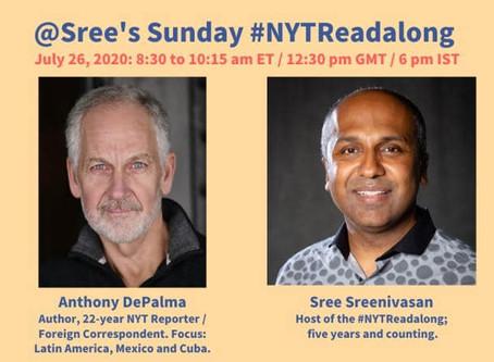 Sunday NYT readalong