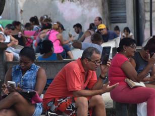 CUBA, COVID AND WHATSAPP