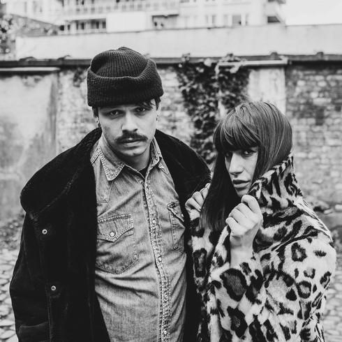 Brent Vanneste & Zoe Bizoe