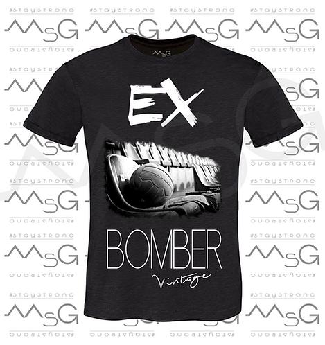 Ex Bomber Vintage