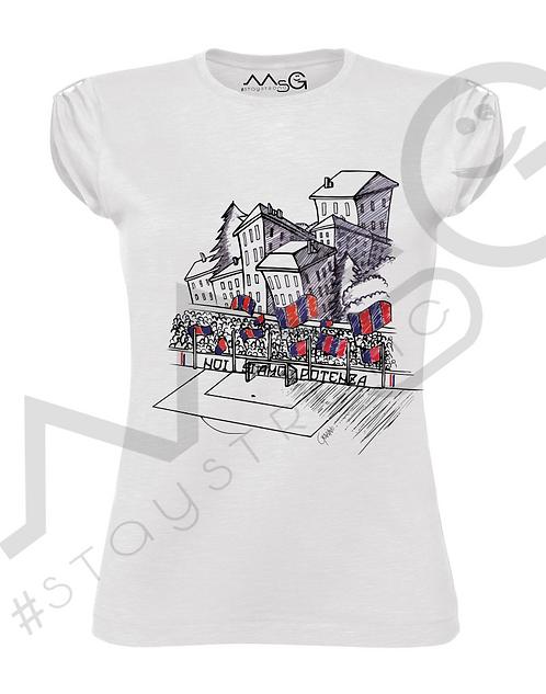 "T-Shirt ""POTENZA"" donna"