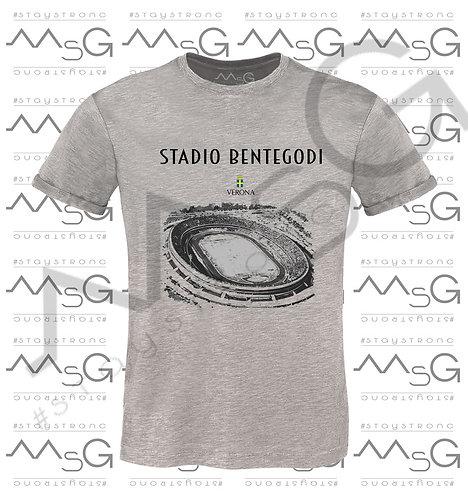 """T-shirt """"Stadio Bentegodi"""" - Man"""