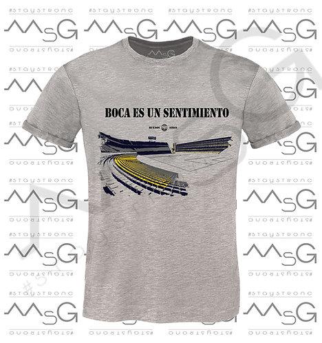 "T-shirt ""Bombonera"" - Man"