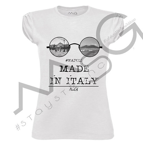 Made in Italy - Napoli - Donna
