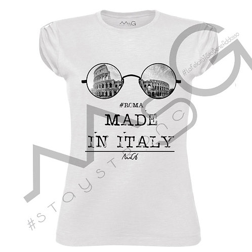 Made in Italy - Roma- Donna