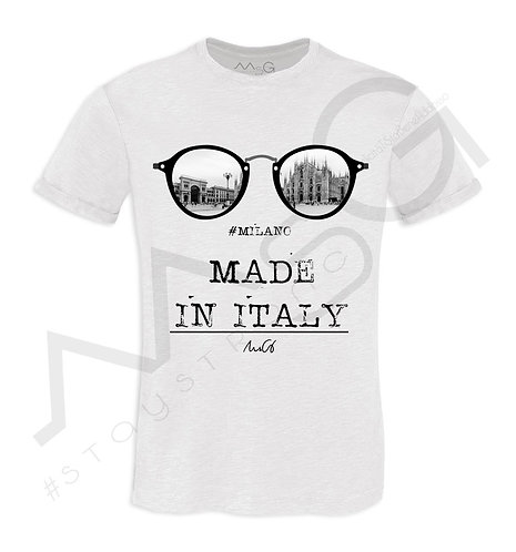"""Made in Italy Milano"""