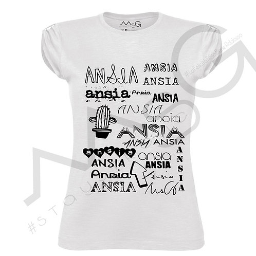 "T-shirt ""Ansia"""