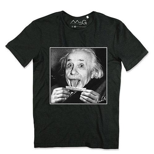 T-shirt Albert Smoke