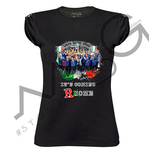 T-shirt - Coming R(h)ome - Donna