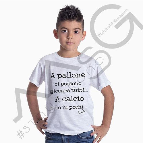 Kids - A pallone... Bambino