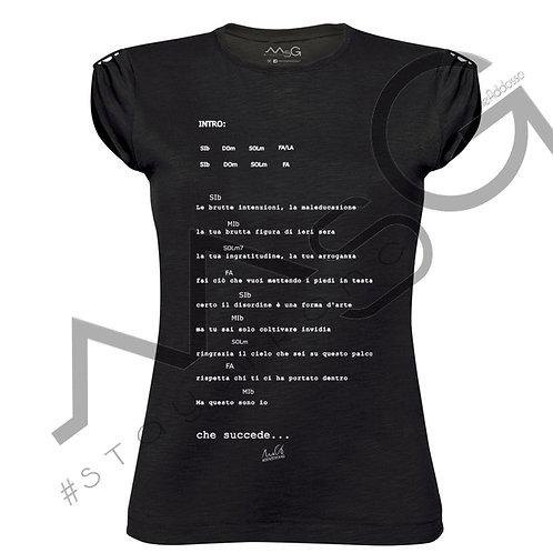 """T-shirt """"INGRATITUDINE"""""""