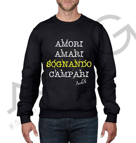 """Felpa """"Amari&Campari"""" - uomo"""