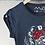 """Thumbnail: T-Shirt """"PinUp"""" donna"""