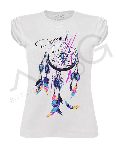"T-Shirt ""Dream"" donna"