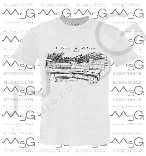 "T-shirt ""Stadio Giuseppe Meazza"" - Man"