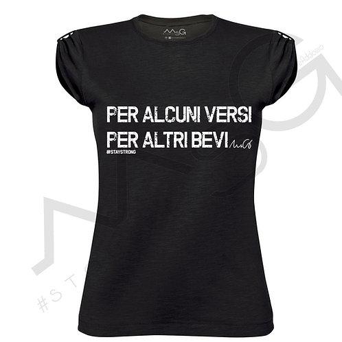 "T-shirt ""Xalcuni&Xaltri"" donna"