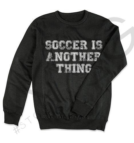Soccer is another thing- Felpa Uomo Girocollo