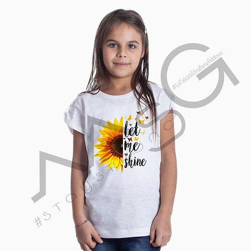 Kids - Let me shine Bambina