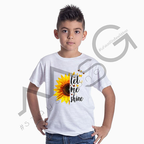 Kids - Let me shine Bambino
