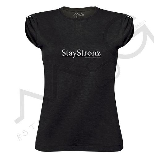 "T-shirt ""StayStronz"""
