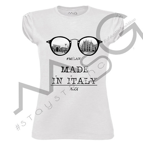 Made in Italy - Milano- Donna