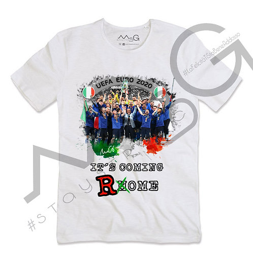 """T-shirt """"Coming R(H)ome""""- Uomo"""