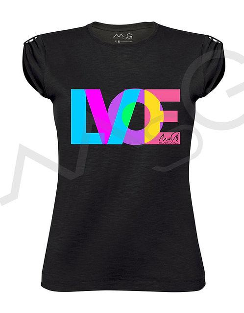 """T-Shirt """"LOVE"""" donna"""
