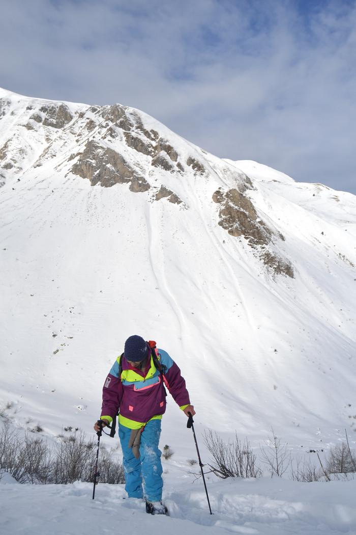 Ancora in piedi - Trekking sulle Alpi