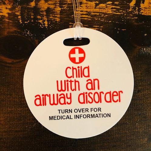 Medical Information Tag