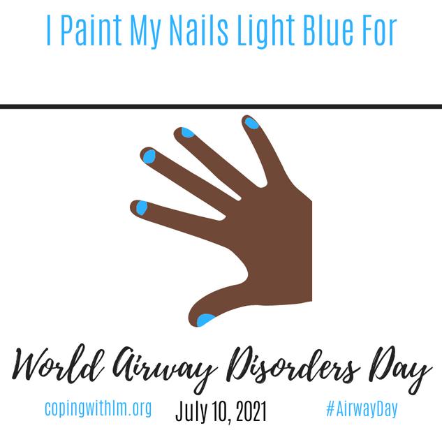 Airway Day Hand Graphic