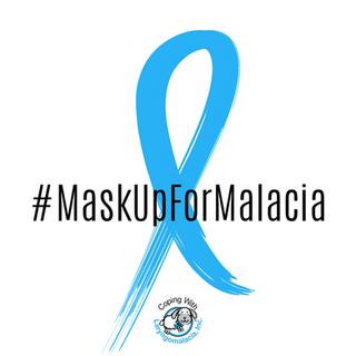 Hashtag Mask Up For Malacia