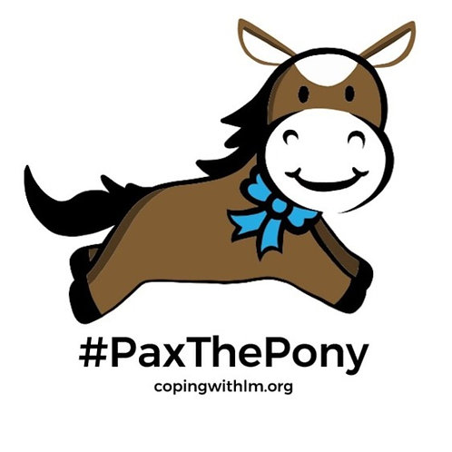 Pax The Pharyngomalacia Pony