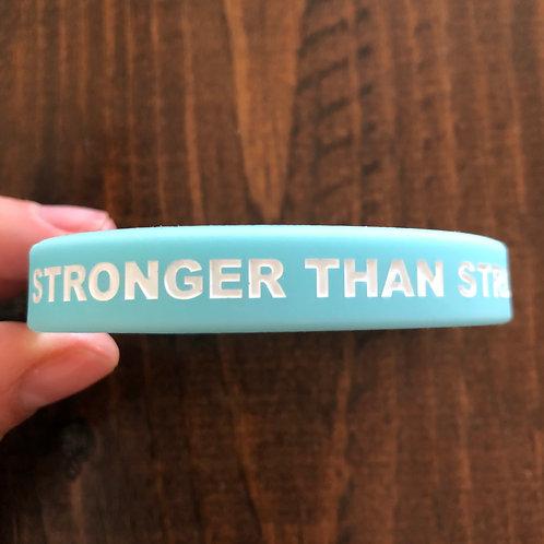 Stronger Than Stridor Bracelet