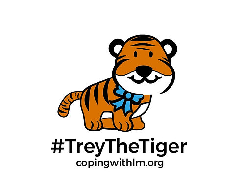 Trey The Tracheomalacia Tiger