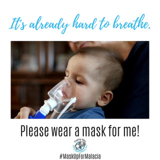 Please Wear A Mask For Me Video
