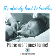 Please Wear A Mask For Me Pic