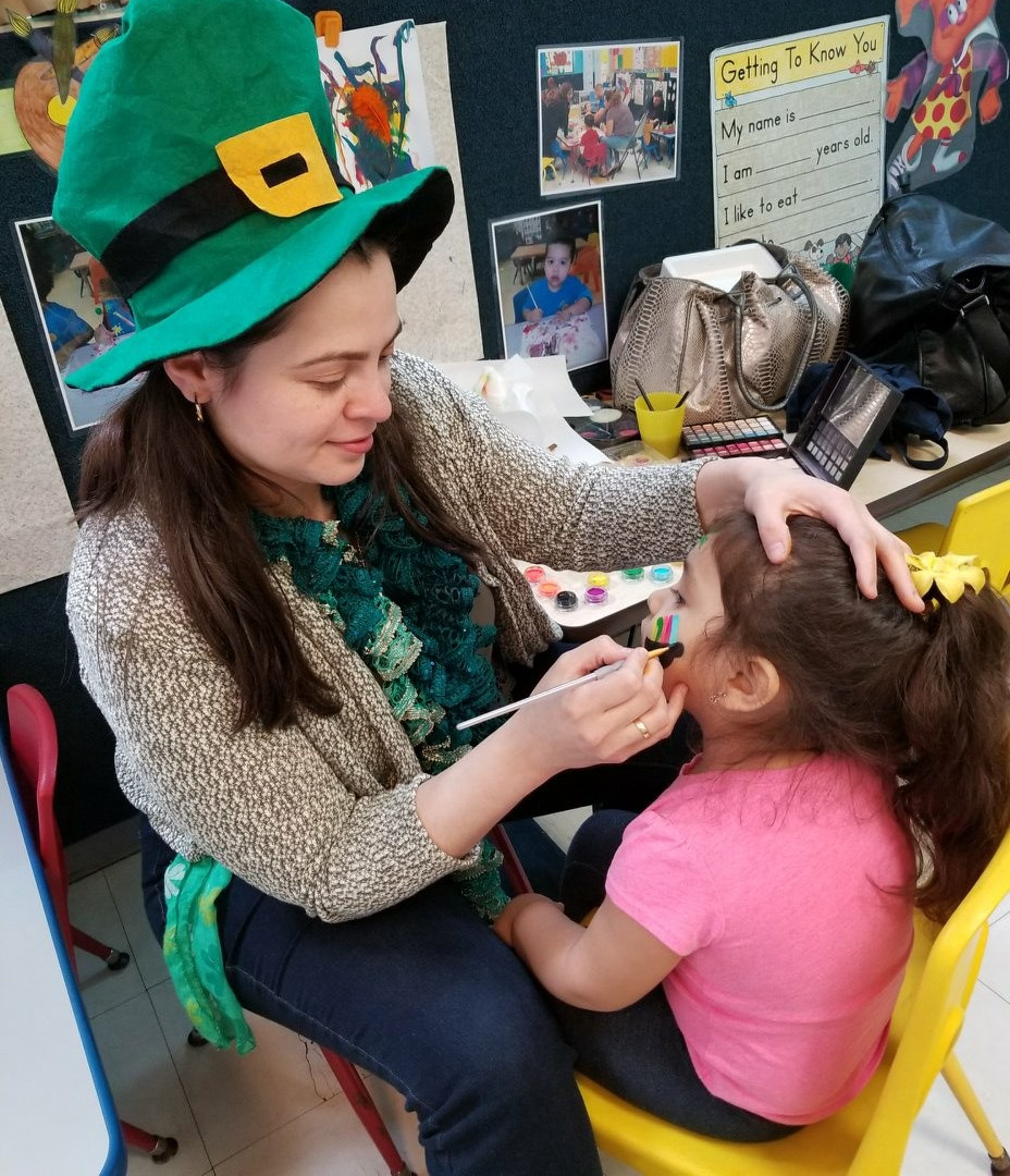 Face Painting day!