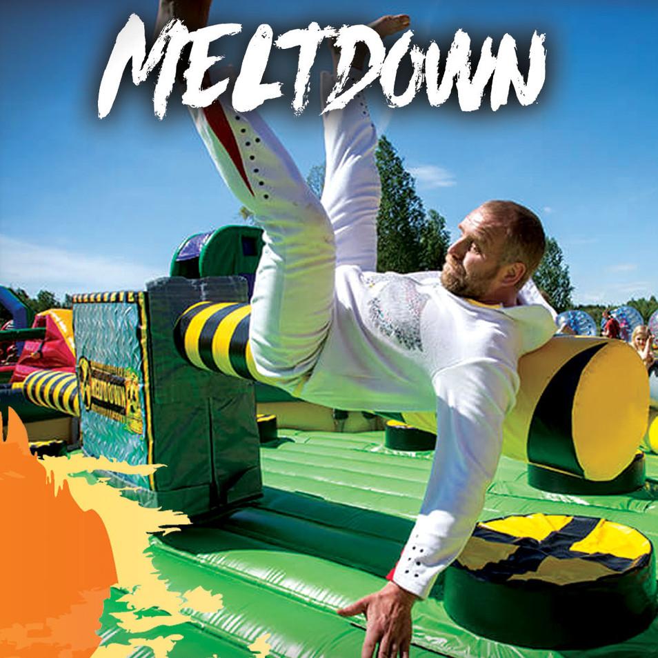 Wipeout Meltdown