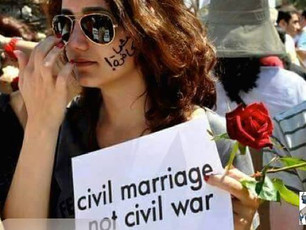 Le mariage civile