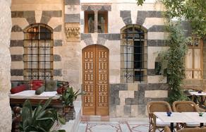 Soirée de Damas. 24 mars 2013
