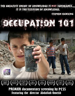 Occupation_101_FilmPoster